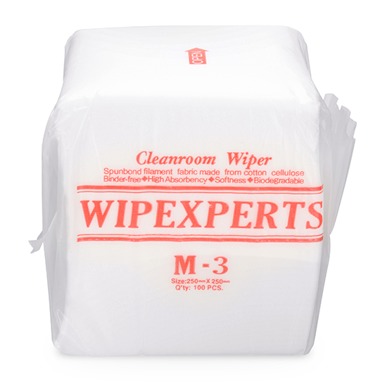 Wipexperts M-3 Cleanroom Wipes