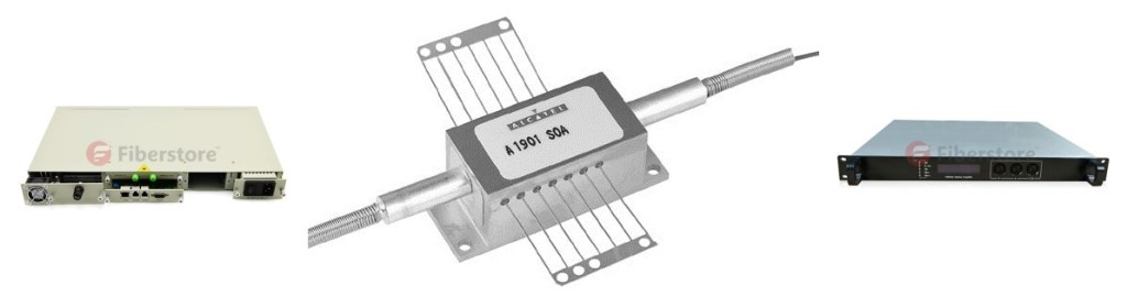optical amplifiers