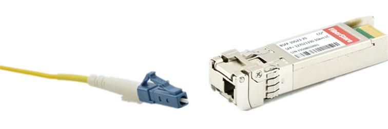 10G BiDi SFP+ and simplex patch cable