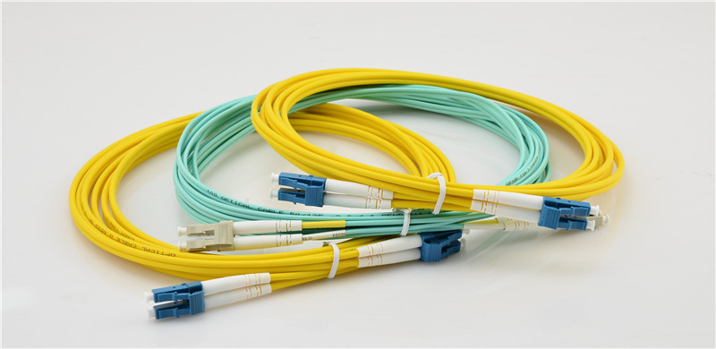 what are OM1, OM2, OM3, OM4 and OS2: OM3 and OS2 patch cords