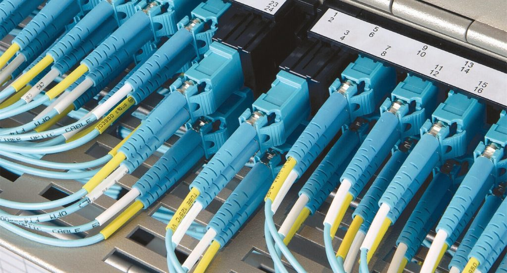 ultra high density cabling