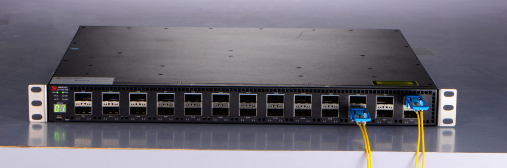 Brocade ICX 7750-26Q transceivers