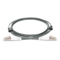 OM1/OM2 armored fiber patch cable
