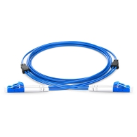 OS2 armored fiber patch cable