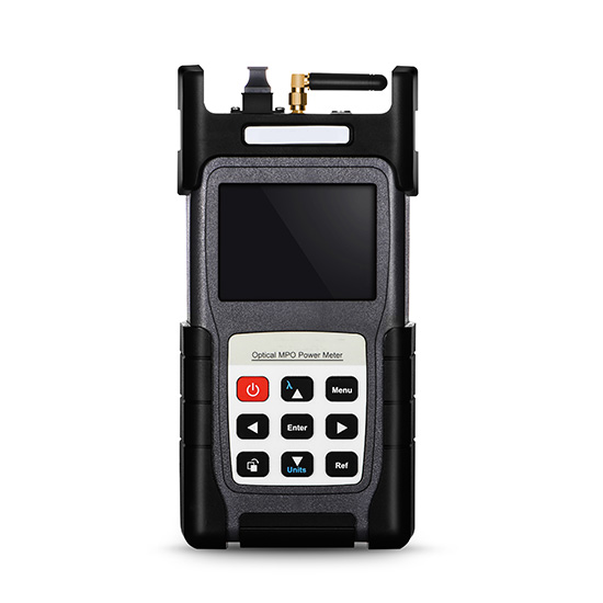 how to use optical power meter: adapter types