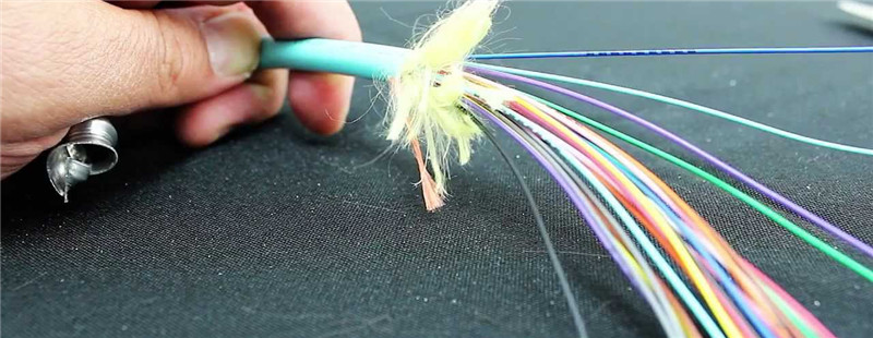 tight buffered fiber cable