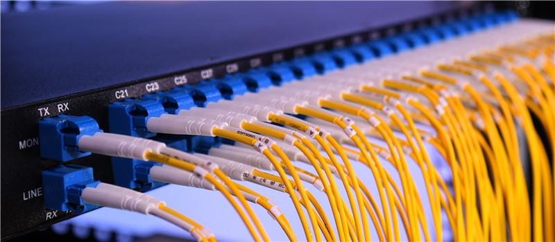 LC-LC fiber patch cable