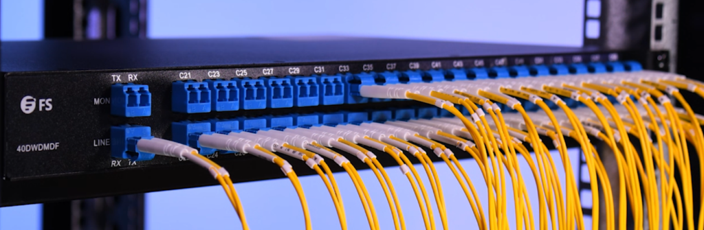 How to Realize 16 Channels Transmission in DWDM Network?