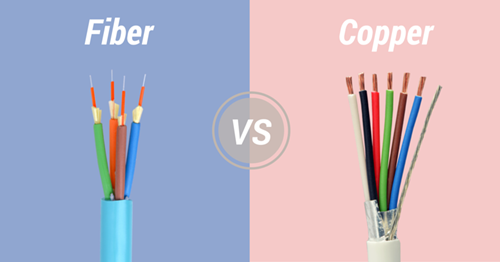 fiber-vs-copper latency