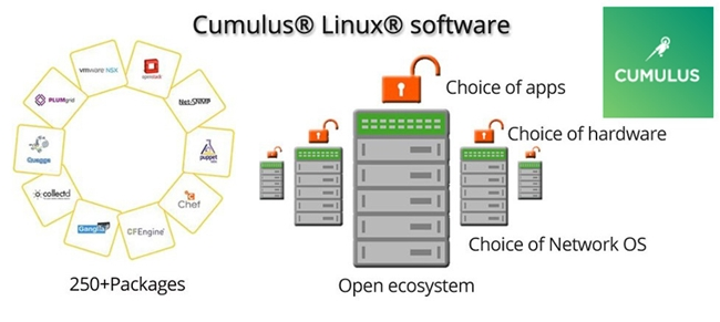 Cumulus Linux Software